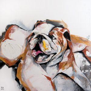 Bulldog #2 - Brenden Bates